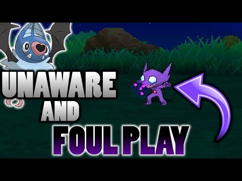 connectYoutube - Does Unaware Sableye Ignore Stat Boosts With Foul Play In Pokemon Ultra Sun and Moon?
