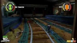 Ben 10: Omniverse: The Video Game - Playthrough Part 2