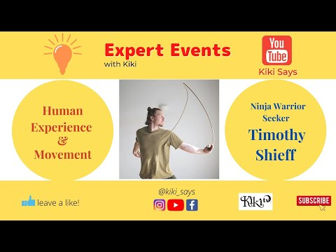 Movement As a Path to Truth and Human Potential with Tim Shieff