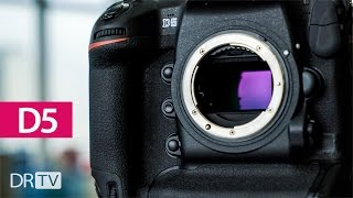 Nikon D5 Unboxing
