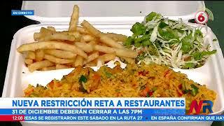 ¿Como se alistan los restaurantes y negocios que venden comida ante las nuevas restricciones