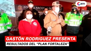 Coronavirus en el Perú: Ministro del Interior presenta resultados de