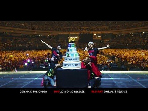 connectYoutube - BIGBANG 2017 CONCERT LAST DANCE IN SEOUL DVD/Blu-ray
