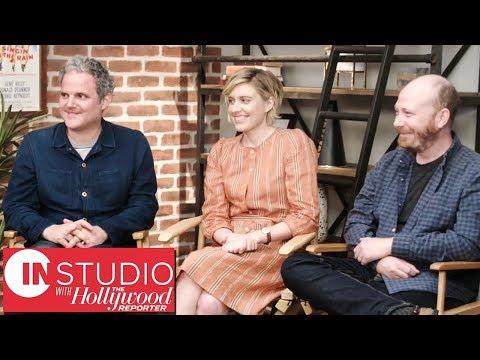 connectYoutube - 'Lady Bird's' Greta Gerwig on Directing The Film & Old High School Crushes | THR