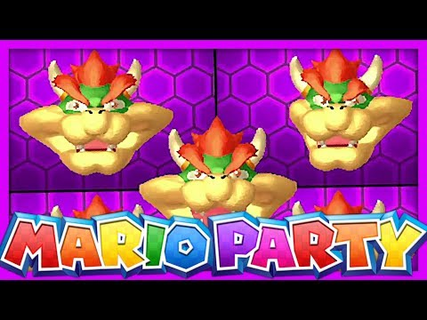 connectYoutube - PAUVRE BOWSER... | MARIO PARTY THE TOP 100