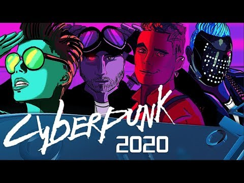 Cyberpunk 2020 - Introducing Our New Tabletop Let's Play Series!