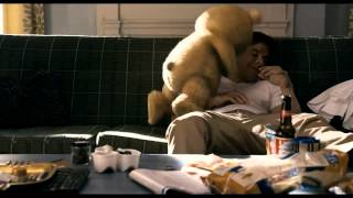 Ted Official Trailer | Mark Wahlberg Wishes His Teddy Bear To Life