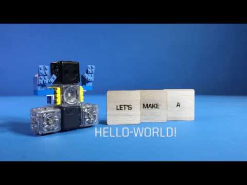 Cubelets Robot: Hello-World