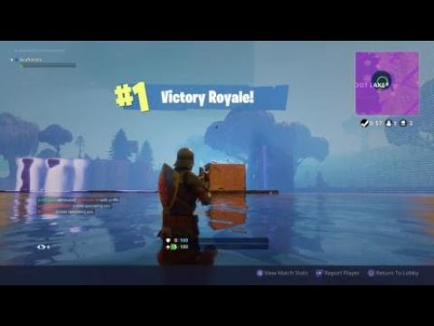 connectYoutube - First Fortnite Solo Win