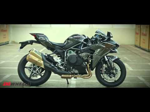 2016 Kawasaki Ninja H2 :: WalkAround Video