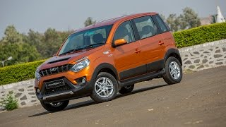 Mahindra Nuvosport :: Walkaround Video Review :: ZigWheels India