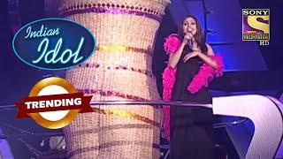 इस Contestant ने Performa किया Hema जी के Song पर | Indian Idol | Trending - SETINDIA