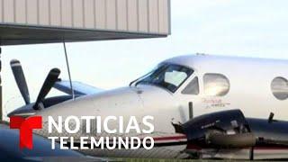 Una adolescente es arrestada tras robar un avión en California   Noticias Telemundo