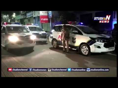 Two Groups Clash In Hyderabad Old City Area  