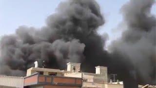 PIA plane with 98 onboard crashes in Karachi - IANSINDIA