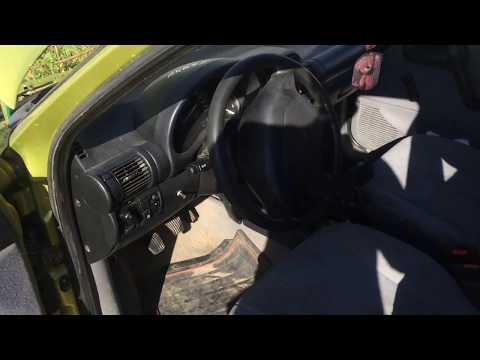 Opel Corsa 1997 m dalys