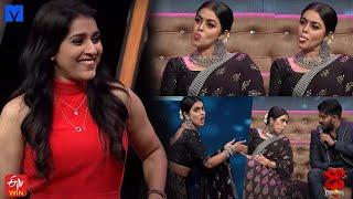 Poorna Imitates Rashmi Gautam - Dhee Champions (#Dhee12) - 21st October 2020 - Sudigali Sudheer - MALLEMALATV