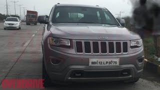 Spied: Jeep Wrangler 4dr and Grand Cherokee(India)