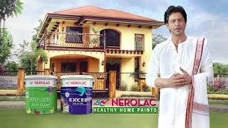 Nerolac Paints in Bengali for Durga Puja 2015 with SRK