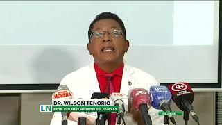 Gremios de la salud piden indemnizar a familiares de médicos fallecidos durante la pandemia