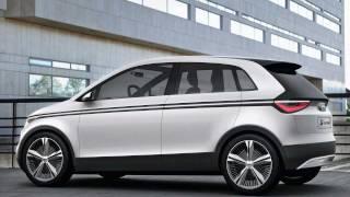 AUDI A2 Concept Car Video