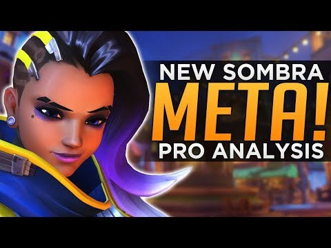 Overwatch: The NEW Sombra META! - Pro Analysis