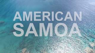 beautiful travel place in American Samoa
