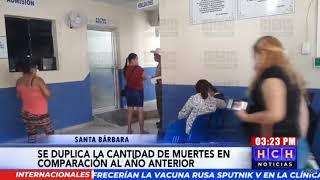 ¡Suma y sigue! Confirman seis muertes por #Covid19 en hospital de #SantaBárbara
