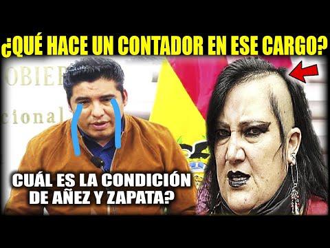 Barrica al hombre que está a cargo de las cárceles de Bolivia ¿Qué hace un contador en este puesto