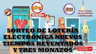 Sorteo Nuevos Tiempos Reventados N°17979 y 3 Monazos N°405. 14/07/2020. JPS (Tarde)
