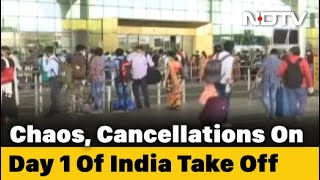 More Than 80 Flights In Delhi Cancelled, Confusion At Airports - NDTV