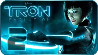 TRON: Evolution Walkthrough Part 2 (PS3, X360, Wii, PC) Chapter 2: Shutdown
