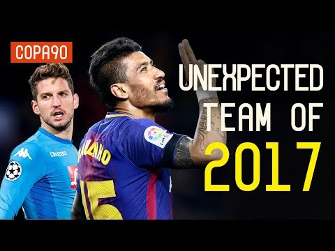 Unexpected Team Of The Year 2017