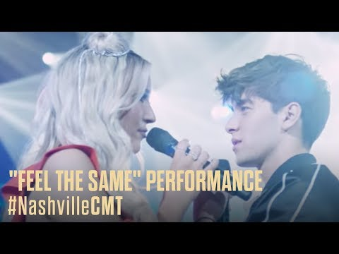 connectYoutube - NASHVILLE ON CMT | Scene Lift: Maddie and Jonah's