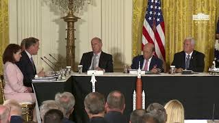 Highlights of the National Space Council's Third Meeting
