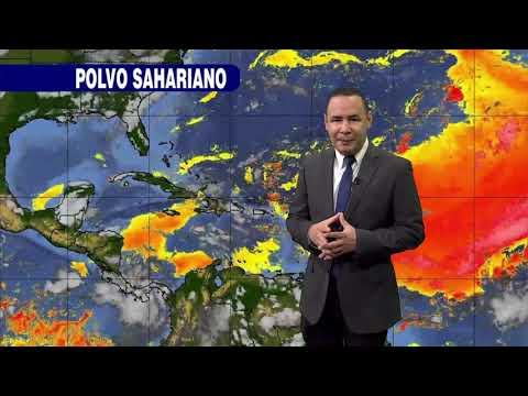 Pocas lluvias en gran parte del Caribe