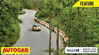 Mobil1 Presents Great Car Great Roads | Mini Cooper D | Autocar India