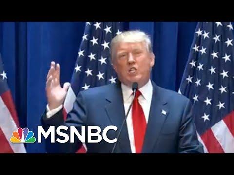 connectYoutube - Watch Reagan, Bush And Bush Demolish President Trump On DACA   The Beat With Ari Melber   MSNBC