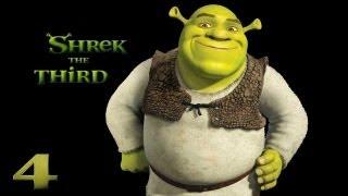 Shrek 3 (The Third | Шрек Третий) прохождение - Серия 4