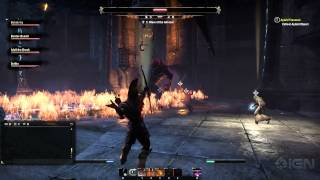The Elder Scrolls Online Veteran Boss Battle