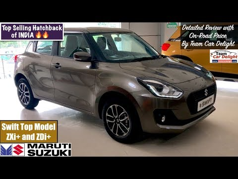 Maruti Swift 2018 Top Model Zxi Plus/Zdi Plus Full Review With Features and On Road Price