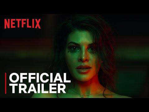Mrs. Serial Killer Official Trailer | Jacqueline Fernandez, Manoj Bajpayee | May 1 | Netflix India