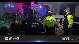 Más de 8 eventos públicos suspendidos este fin de semana en Quito