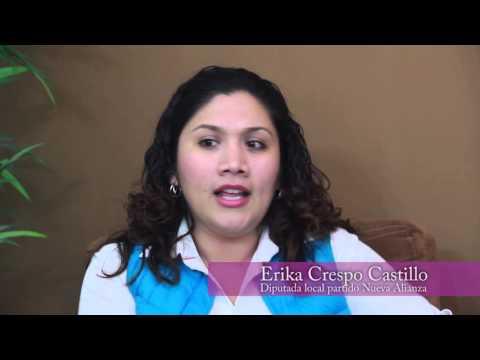 Entrevista con Erika Crespo – parte 1/2
