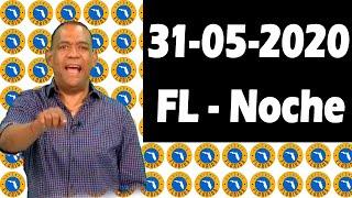 Resultados y Comentarios La Florida Noche (Loteria Americana) 31-05-2020 (CON JOSEPH TAVAREZ)