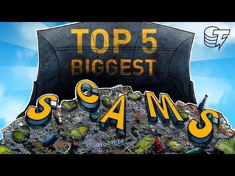TOP 5 BIGGEST SCAMS