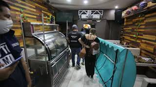 Cuatro establecimientos fueron clausurados en Guayaquil