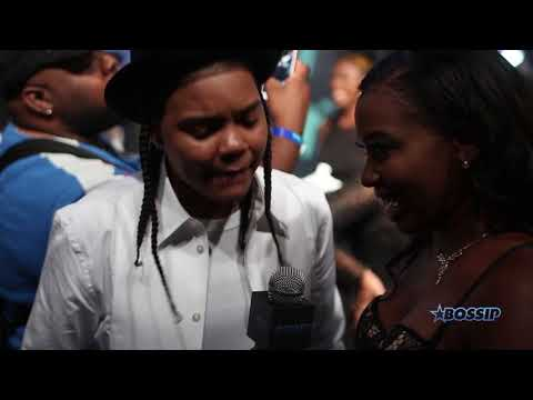 connectYoutube - BOSSIP Talks to Young MA at the 2017 VMAs