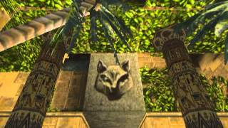 Tomb Raider Unfinished Business - Temple of the Cat