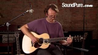 Santa Cruz H Acoustic Guitar - Santa Cruz Guitar Company